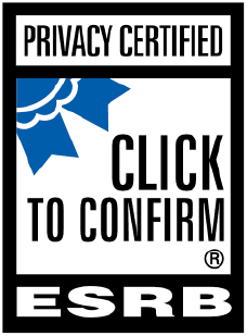 ESRB Privacy Certified